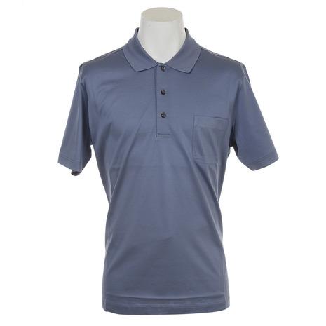 オーシャンスター(OCEAN STAR) ポロシャツ 72 93 BLU (Men's)