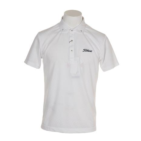 タイトリスト(TITLEIST) TSMC1913WT ゴルフウェア (Men's) ホワイト メンズ 撥水シャツ ホワイト TSMC1913WT (Men's), 資生堂パーラー専門店マキアージュ:2c42419b --- sunward.msk.ru