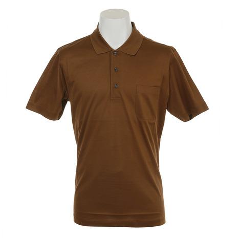 オーシャンスター(OCEAN STAR) ゴルフウェア メンズ ポロシャツ 72 93 BRW (Men's)