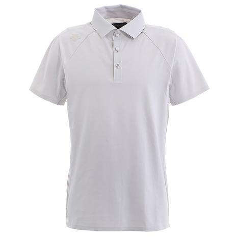 【ポイント最大14倍!0のつく日限定!エントリー要】デサントゴルフ(DESCENTEGOLF) メッシュシャツ DGMLJA01-GY00 (Men's)