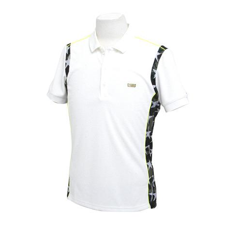 ロックデュード(ROCK DUDE) ゴルフウェア メンズ メンズ 11-105301-010 チビ衿サイドメッシュ切替ポロ DUDE) 11-105301-010 (Men's), gaRon:1205a665 --- sunward.msk.ru