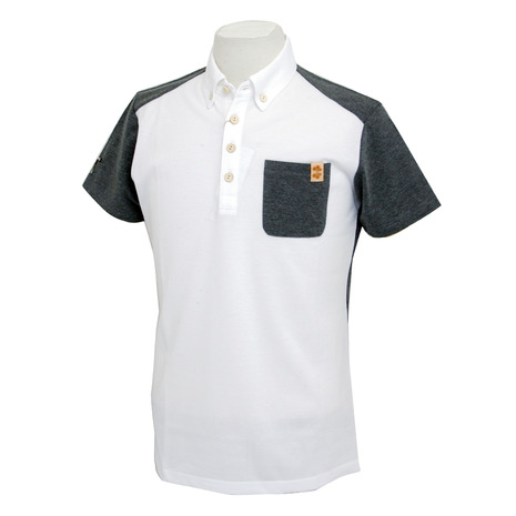 トヴホ(tovho) メンズ ゴルフウェア メンズ パターンBDシャツ 21-105300-010 21-105300-010 ゴルフウェア (Men's), Karly Shop:412d0ab5 --- sunward.msk.ru