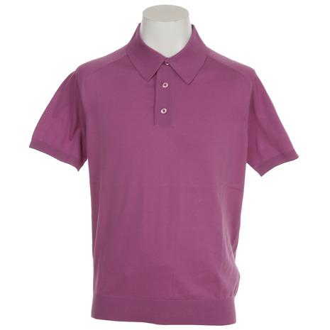 【8/5限定!エントリーでP10倍~】サマス(SAMAS) ゴルフウェア メンズ 半袖ポロシャツ POLO S/slv GNC-U01 PLU (Men's)