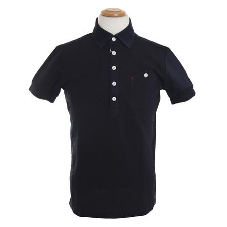 トヴホ(tovho) ゴルフウェア メンズ サッカーシャツ 21-145302-069 (Men's)