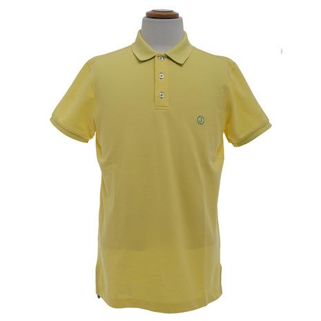 ジェッカーソン(Jackson) ピケポロシャツ 36PCJUPO02XJ00041 YEL (Men's)