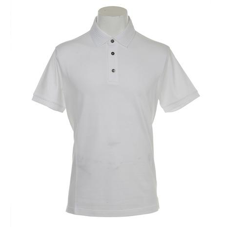 オーシャンスター(OCEAN STAR) ポロシャツ 34 1248 WHT (Men's)
