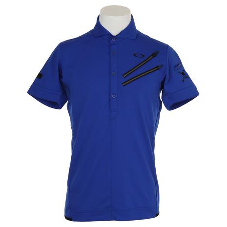 オークリー(OAKLEY) ゴルフウェア メンズ 434389JP-6FA SKULL ゴルフウェア CLAWZIP メンズ シャツ 434389JP-6FA (Men's), ウイスキー専門店 蔵人クロード:68b8e9b0 --- sunward.msk.ru