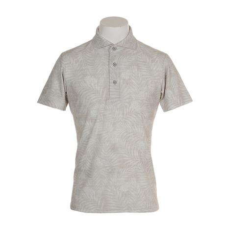 モコ(MOCO) ゴルフウェア メンズ MCパームツリー半袖シャツ 21-2191541-05 (Men's)