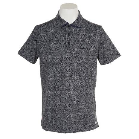 シェルボ(CHERVO) ゴルフウェア メンズ 半袖シャツ AISLEY 031-29142-097 (Men's)