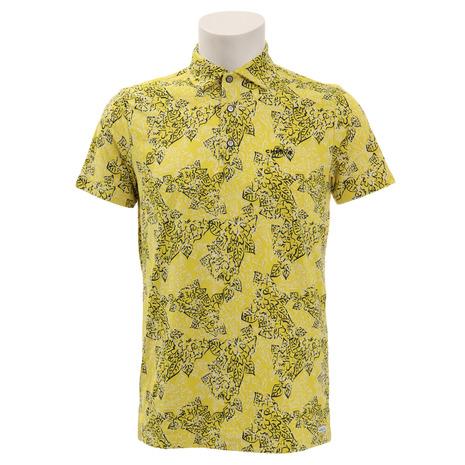 シェルボ(CHERVO) ゴルフウェア メンズ APERTO 半袖ポロシャツ 031-29541-032 (Men's)