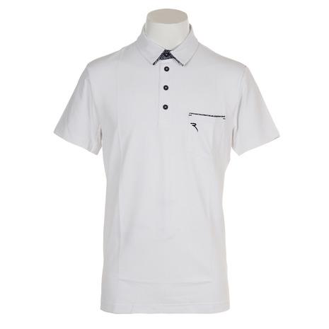 シェルボ(CHERVO) メンズ 半袖シャツ ゴルフウェア メンズ ANNONE 半袖シャツ ANNONE 031-29144-004 (Men's), アウトレットショップ大蔵屋:47d1cdf0 --- sunward.msk.ru