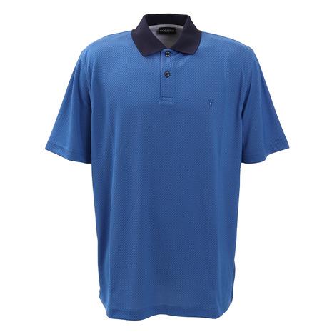 ゴルフィーノ(GOLFINO) ゴルフウェア メンズ Chamonix 半袖ポロシャツ 4338514-549 (Men's)