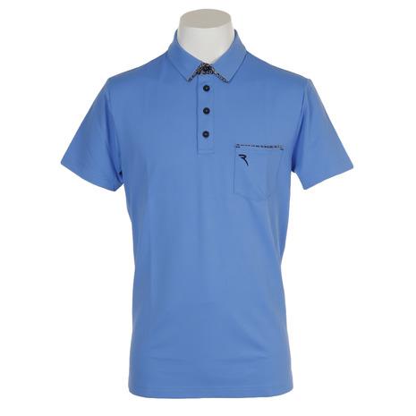 シェルボ(CHERVO) ゴルフウェア メンズ 半袖シャツ ANNONE 031-29144-095 (Men's)