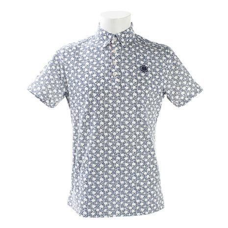 トヴホ(tovho) フラワープリントシャツ 21-143301-010 (Men's)