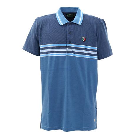 シェルボ(CHERVO) ゴルフウェア メンズ AVO 半袖ポロシャツ 031-29641-098 (Men's)