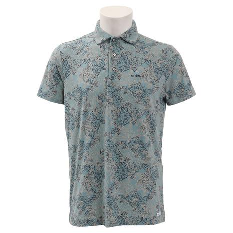 シェルボ(CHERVO) ゴルフウェア メンズ APERTO 半袖ポロシャツ 031-29541-023 (Men's)