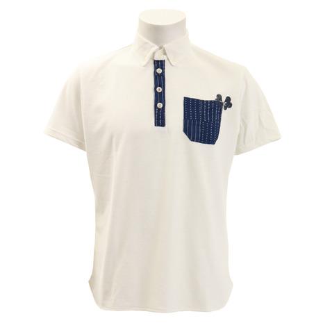 トヴホ(tovho) ゴルフウェア 21-144300-010 メンズ メンズ パッチポケットシャツ ゴルフウェア 21-144300-010 (Men's), ノセチョウ:81a4a865 --- sunward.msk.ru