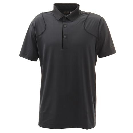 5日限定!ポイント12倍!20:00~23:59エントリー要 ULTICORE 半袖3D解析ポロシャツ 3BR01ABK (Men's)