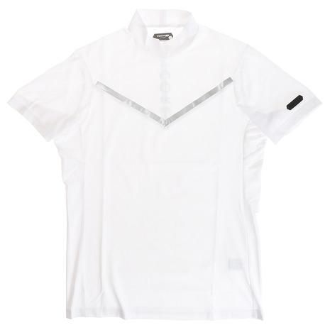 ULTICORE 半袖3D解析モックシャツ RBM03AWH (Men's)