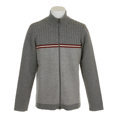 Mens Sweater 21809 GRY (Men's)