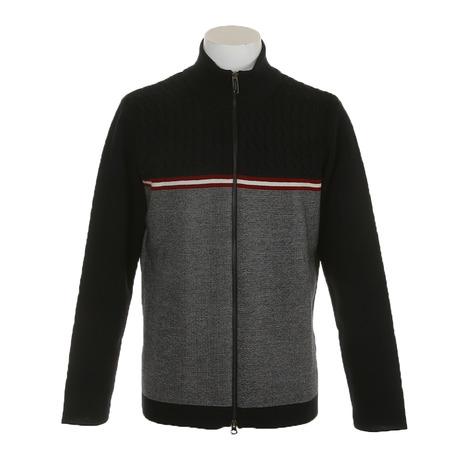 PHIL PETTER ゴルフウェア メンズ 長袖セーター 21809 NVY (Men's)