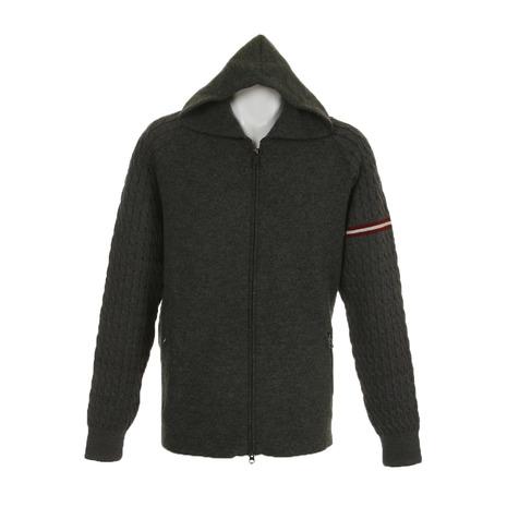 PHIL PETTER ゴルフウェア メンズ 長袖セーター 24808 GRY (Men's)
