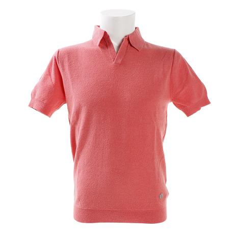 ジェイダブルオー(JWO) ゴルフウェア メンズ JWブークレー半袖ポロセーター 41-1191214-73 (Men's)