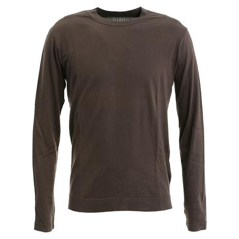 【ポイント最大14倍!0のつく日限定!エントリー要】FEDELI ゴルフウェア メンズ ロングTシャツ EXTREMEMLJERSY GIZAORGANIC-811 (Men's)