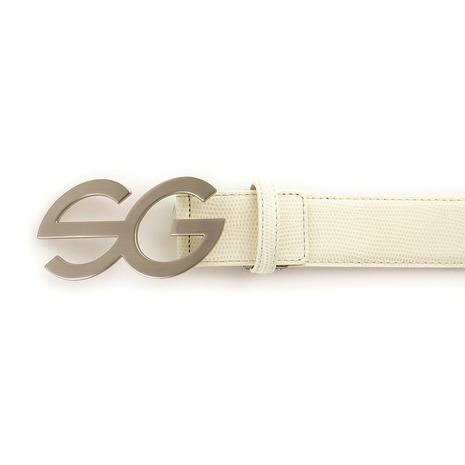 セブゴルフ(SEV GOLF) 17S SEVGOLFベルト WH 15SGBTTC002WH ホワイト (Men's)