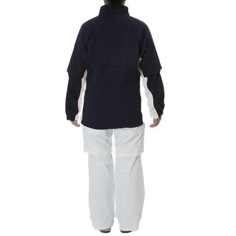 PG レディ-スレインギアセット (レディースレインウェア) PGKLGRW1504 ネイビー2015年モデル (Lady's)