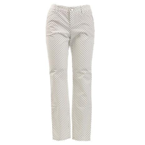 アルベルト(Albelt) ゴルフウェア レディース 綿系パンツ MONA77609B-AL065 (Lady's)
