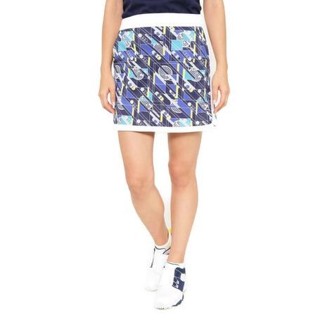 キャロウェイ(CALLAWAY) ゴルフウェア レディース レディース (Lady's) 19Lバイヤステニスプリントスカート 241-9125811-120 (Lady's), オートリメッサ:df17503e --- sunward.msk.ru