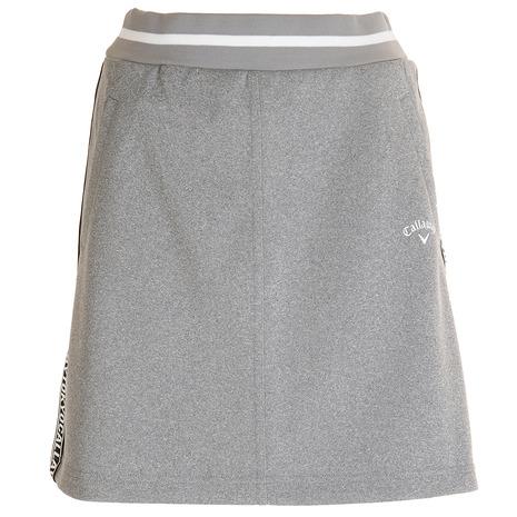 キャロウェイ(CALLAWAY) スカート ダンボールニット 241-0128801-022 (Lady's)