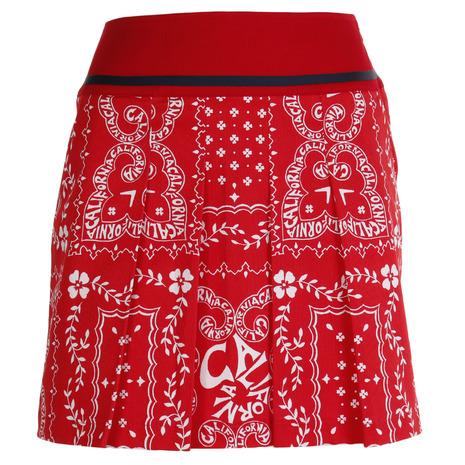 キャロウェイ(CALLAWAY) ストレッチピケスカート 241-9225801-100 (Lady's)