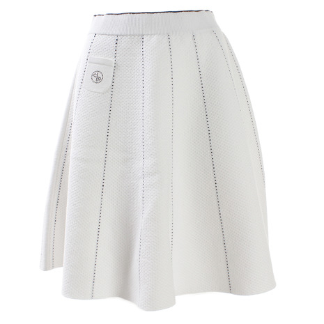CLAIR+PLUS ゴルフウェア レディース ニットスカートSK 92-7191242-05 (Lady's)