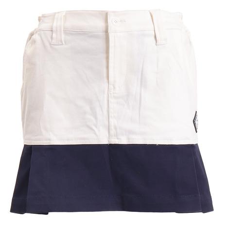 V12 ゴルフウェア レディース レディース TWO (Lady's) TONE スカート V121910L-SK01-WHT スカート (Lady's), レジェンド:077f2ff1 --- sunward.msk.ru