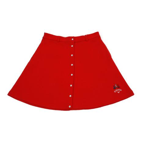 キャロウェイ(CALLAWAY) 18Lウラキモウスウェットスカート 241-8225808-100 (Lady's)