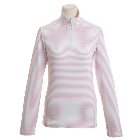 ゴルフィーノ(GOLFINO) Striped Dry Troyer 1339524-398 (Lady's)