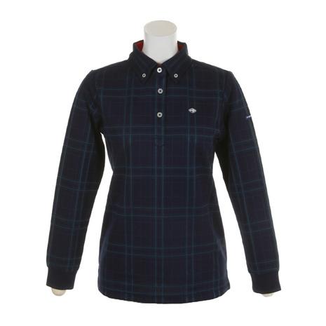 フィドラ(FIDRA) 先染めチェックシャツ FI38UG06 NVY (Lady's)