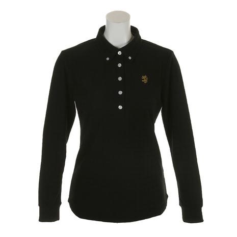 アドミラル(Admiral) チドリリンクス L/S BDシャツ ADLA8S6-BLK (Lady's)