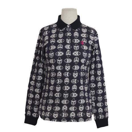 アドミラル(Admiral) ゴルフウェア レディース エンブレムリンクス L/Sシャツ (Lady's)