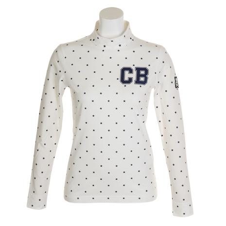 キャロウェイ(CALLAWAY) スタープリントハイネックシャツ 241-9254811-030 (Lady's)