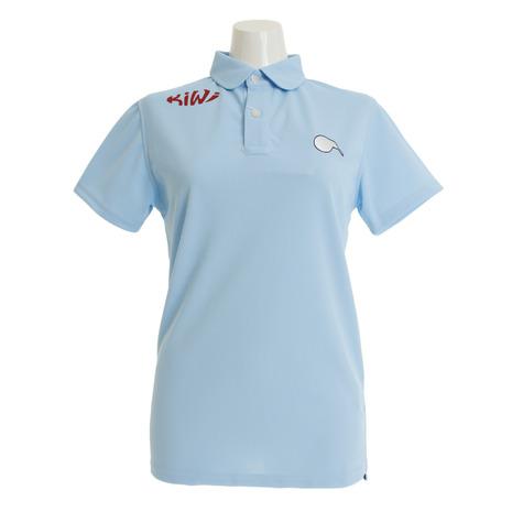 KIWI&CO. ゴルフウェア レディース レディース ラウンドカラーポロシャツ KIWI&CO. (Lady's) 4 91EK5SP03100L-C070 (Lady's), スポーツマーケットフクシスポーツ:61ff95c3 --- sunward.msk.ru
