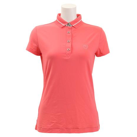 シェルボ(CHERVO) ゴルフウェア レディース ARACELA 半袖ポロシャツ 半袖ポロシャツ 032-29441-073 ARACELA レディース (Lady's), あこがれゆめ:f20f68a4 --- sunward.msk.ru
