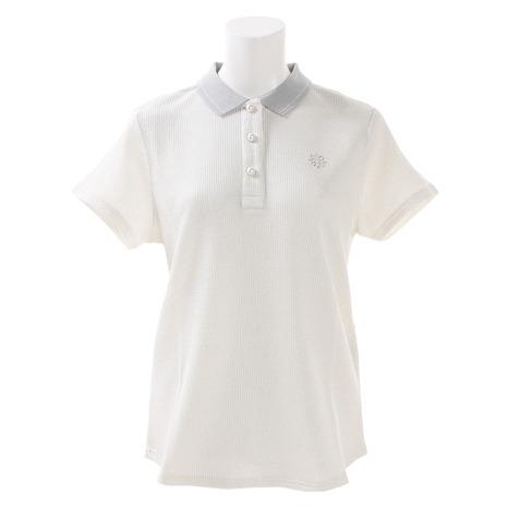 セントアンドリュース(ST.ANDREWS) ゴルフウェア ゴルフウェア 043-9160404-030 レディース BKラメワッフルポロシャツ (Lady's) 043-9160404-030 (Lady's), BrandMax:9addffa5 --- sunward.msk.ru