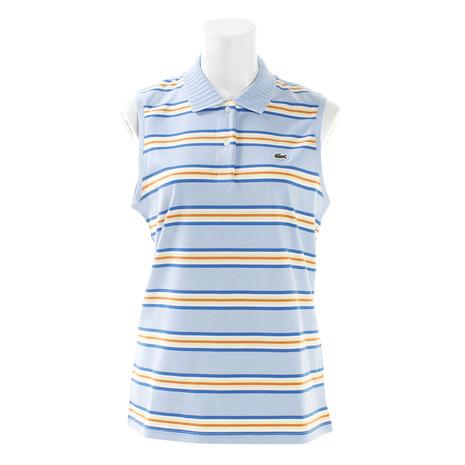 ラコステ(LACOSTE) DF3348L-8Y9 ゴルフウェア ゴルフウェア レディース ノースリーブポロシャツ DF3348L-8Y9 レディース (Lady's), 布屋ムラカミ:acd6f124 --- sunward.msk.ru