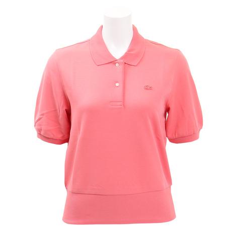 ラコステ(LACOSTE) ゴルフウェア レディース バルーンスリーブポロシャツ DF8970L-F9C (Lady's)