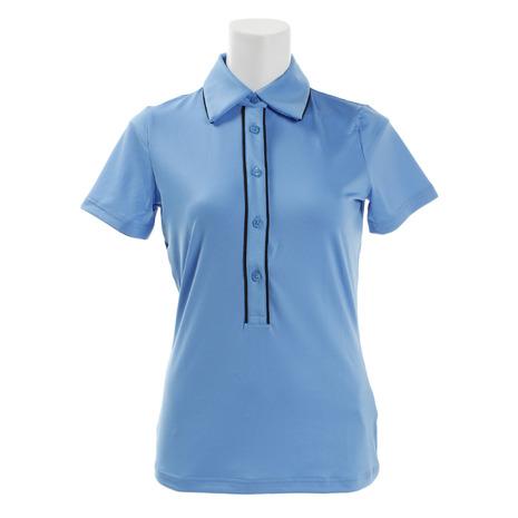 Jリンドバーグ(J.LINDEBERG) ゴルフウェア FLOR SOFT FLOR COMPRESS ゴルフウェア シャツ SOFT 072-29444-096 (Lady's), タカチホチョウ:fcfa4544 --- sunward.msk.ru
