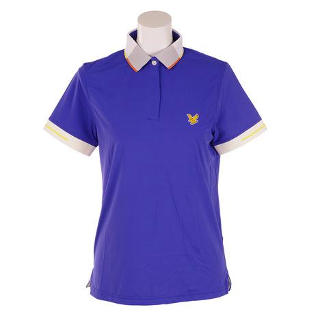 ライルアンドスコット(LYLE&SCOTT) LGW-18S-P05-BLUE LGW-18S-P05-BLUE 半袖 シャツ (Lady's)