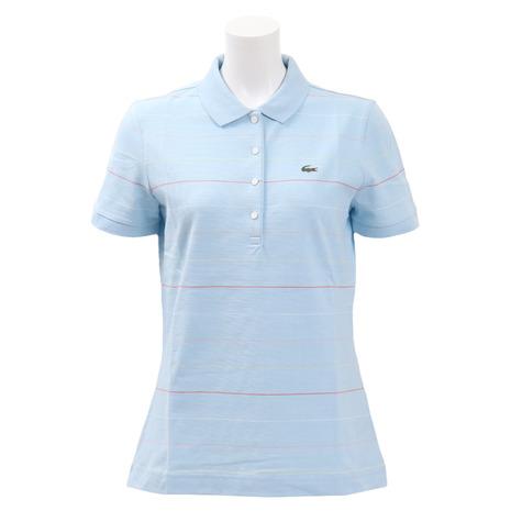 ラコステ(LACOSTE) (Lady's) ゴルフウェア レディース PF3444L-6XK バルーンスリーブポロシャツ PF3444L-6XK ゴルフウェア (Lady's), カコガワシ:86c33dbb --- sunward.msk.ru